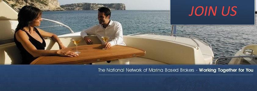 Be a yacht broker