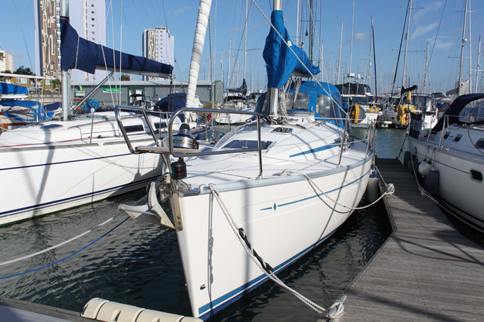 For Sale Bavaria 34 - Network Yacht Brokers Chichester