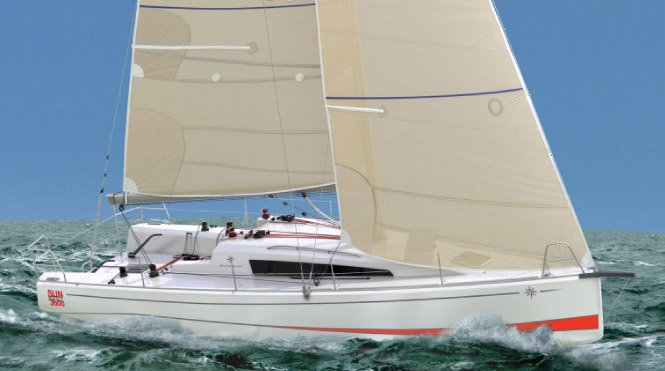 For Sale Jeanneau Sun Fast 3600 at Blackrock Yachting Brighton