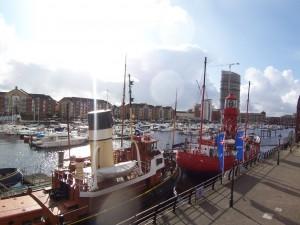 Network Swansea Marina