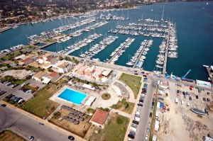 Gouvia Marina, Corfu with Network Yacht Brokers Swansea