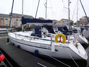 Bavaria 36 for sale NYB SWansea