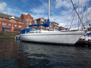 Moody 31 For Sale