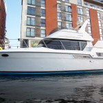 Carver 39 Motorboat For Sale NYB Swansea