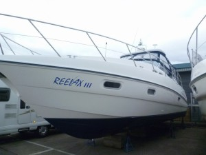 Sealine S38 by Network Yacht Brokers Ireland at Cyril Johnston, £128,950