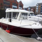 Jeanneau Merry Fisher 6 Marlin for sale with Network Yacht Brokers Swansea