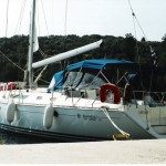 Jeanneau Sun Odyssey 45.2 for sale with Network Yacht Brokers Corfu