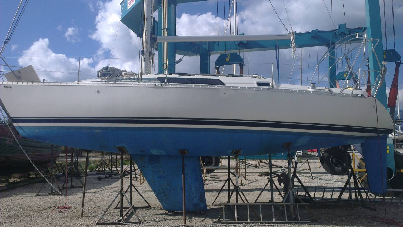 Beneteau First 345 by Network Yacht Brokers Corfu