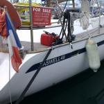 Taswell 49 CC for sale with Network Yacht Brokers Corfu