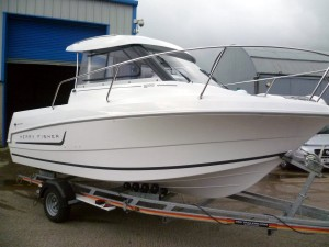 New 2014 Jeanneau Merry Fisher 595