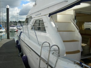 Princess 480 for sale Network Yacht Brokers Swansea