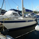 Hallberg Rassy 352 for sale Plymouth