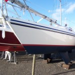 Hunter Horizon 26 For Sale NYB Swansea