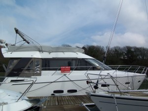 Sealine F46 for sale with Network Yacht Brokers Swansea (38)