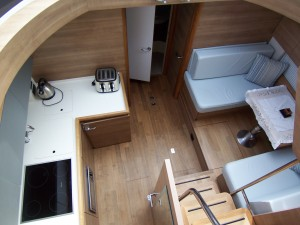 Sealine F46 for sale with Network Yacht Brokers Swansea (8)