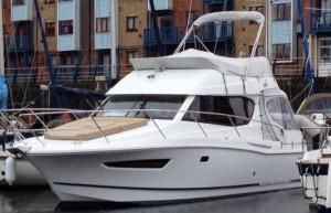 Jeanneau Merry Fisher 10 - Network Yacht Broker Swansea