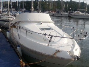 Beneteau Flyer 701 for sale with Network Yacht Brokers Swansea