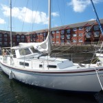 Macwester Malin for sale by Network Yacht Brokers Swansea