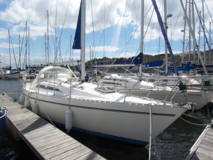 Moody 31 For Sale - NYB Swansea