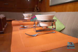 Amel Yacht Table Gimbal