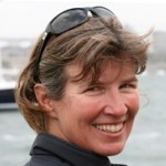 Liz Rushall author of the report on the future of boating and our local clubs