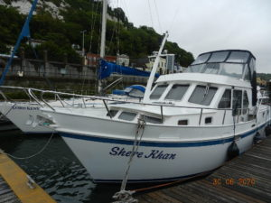 Linssen 32SL for sale