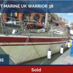 Trident Warrior 38 Boats for sale Kent